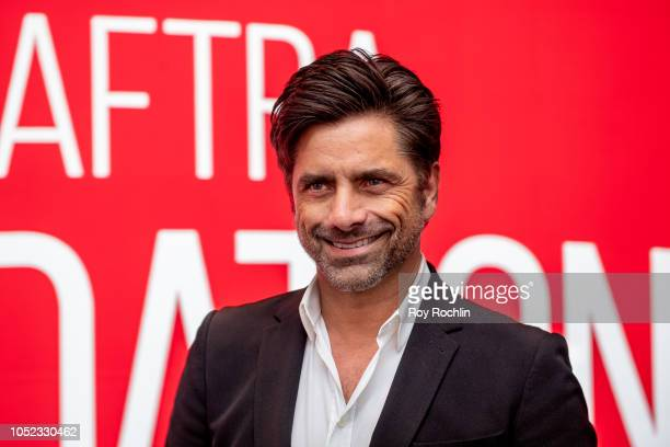 John Stamos discusses You during SAGAFTRA Foundation Conversations at The Robin Williams Center on October 16 2018 in New York City