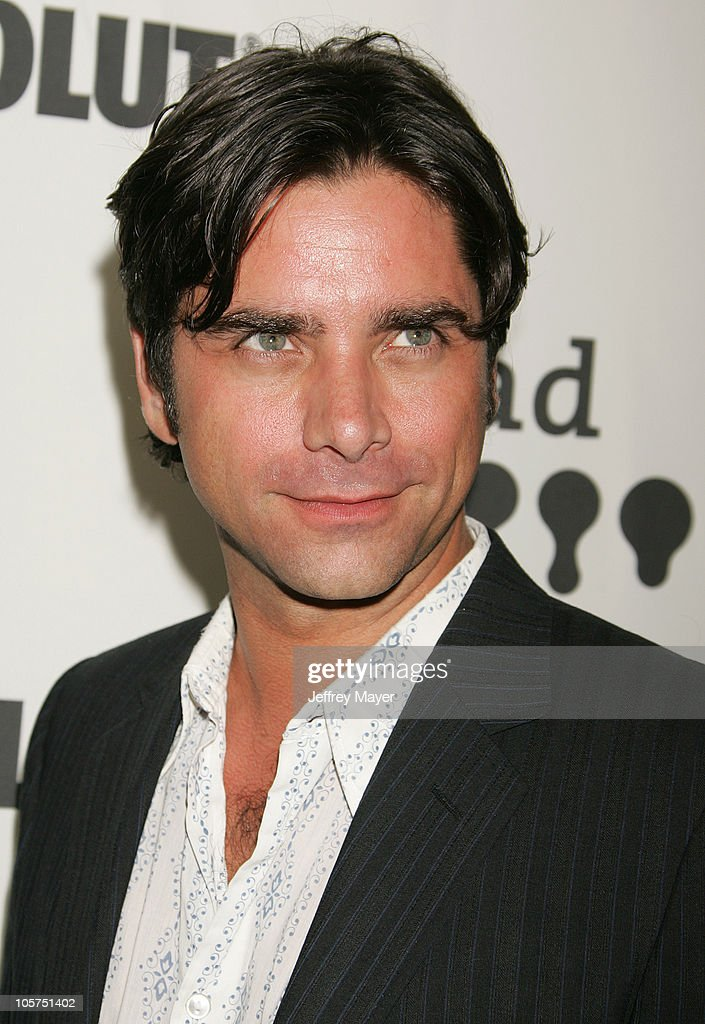 John Stamos during 16th Annual GLAAD Media Awards - Arrivals at Kodak Theatre in Hollywood, California, United States.