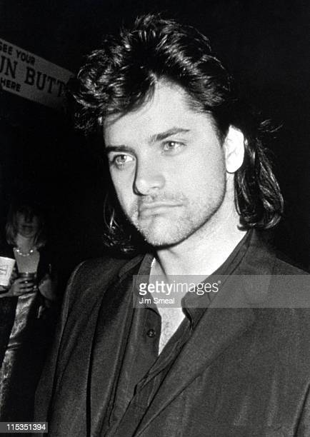 John Stamos during 1987 MTV Video Music Awards at Universal Amphitheatre in Universal City CA United States