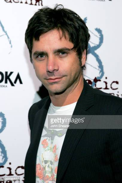 John Stamos during Genetic Denim Launch Party Sponsored by Svedka - Arrivals at LAX in Los Angeles, California, United States.