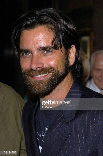 John Stamos during Hairspray Opening Night Los Angeles Red Carpet at Pantages Theatre in Los Angeles California United States