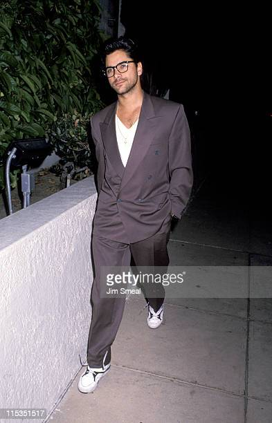 John Stamos during 'Jacob's Ladder' Los Angeles Screening at Cinerama Dome Theater in Hollywood California United States