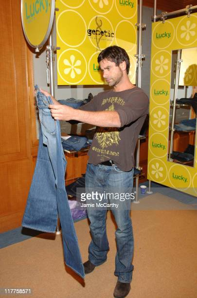 John Stamos during The Lucky Magazine Club 2006 Day 3 at The Ritz Carlton Central Park South in New York City New York United States
