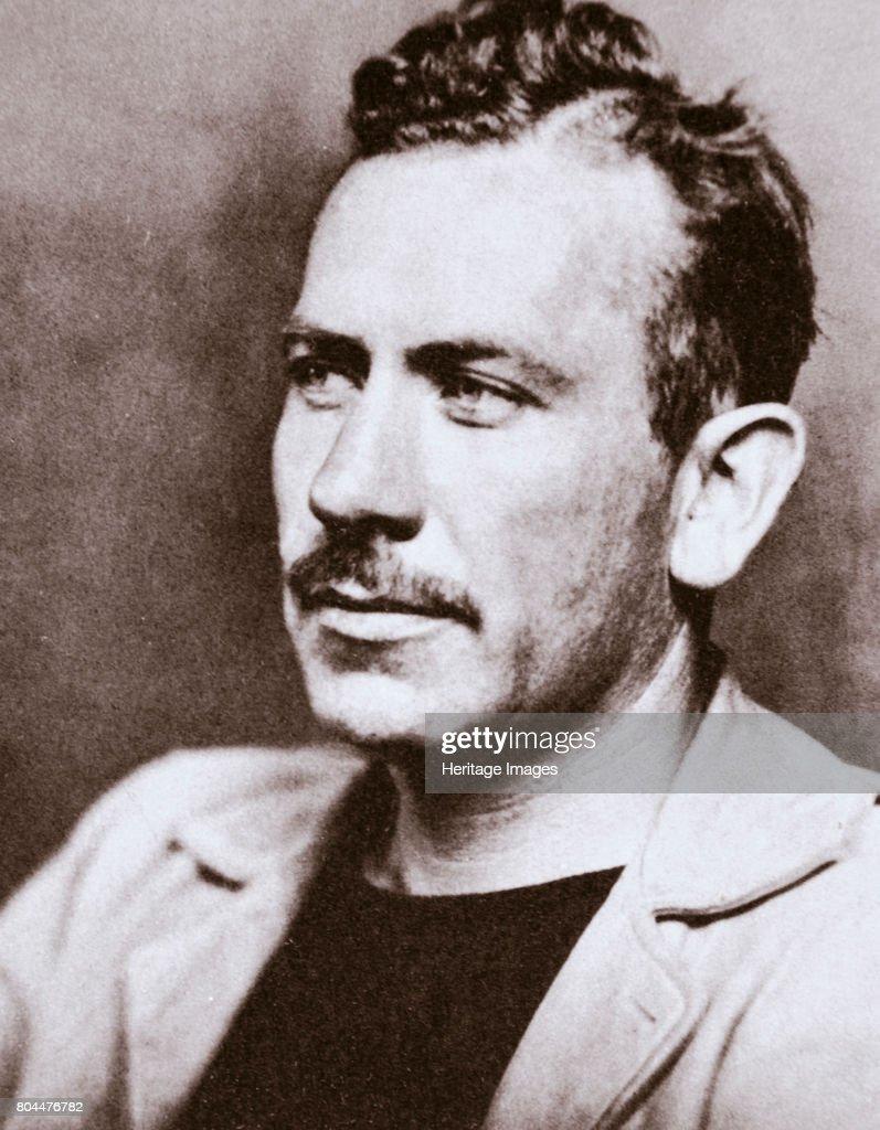 John Steinbeck American Novelist circa 1939 : News Photo