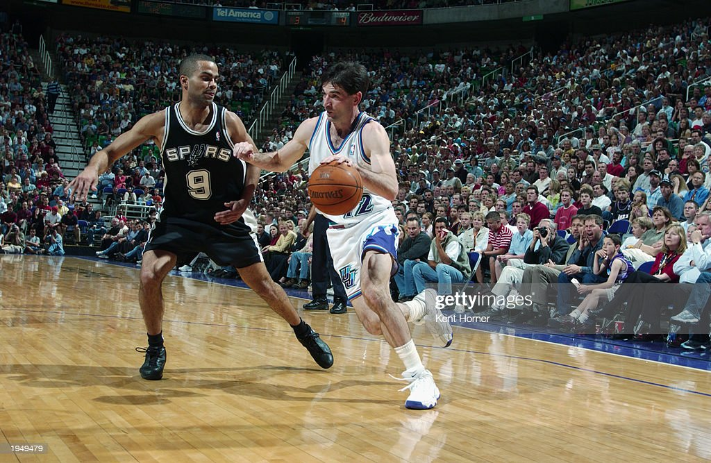 Malone和Stockton所率領的爵士,為何十幾年一冠未得?對比鄧肯+Parker分析後得出答案!-黑特籃球-NBA新聞影音圖片分享社區