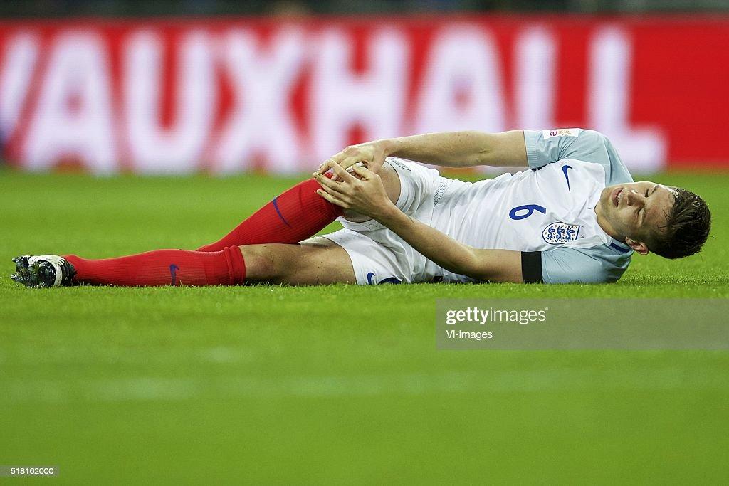 "Friendly match - ""England v Netherlands"" : News Photo"