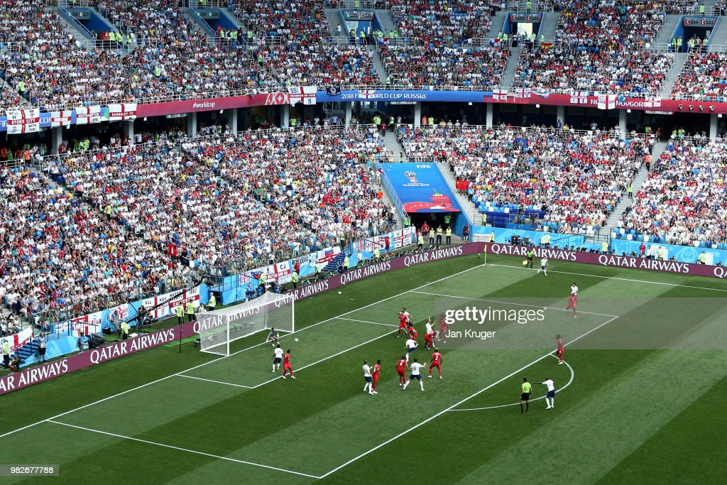 England v Panama: Group G - 2018 FIFA World Cup Russia : News Photo