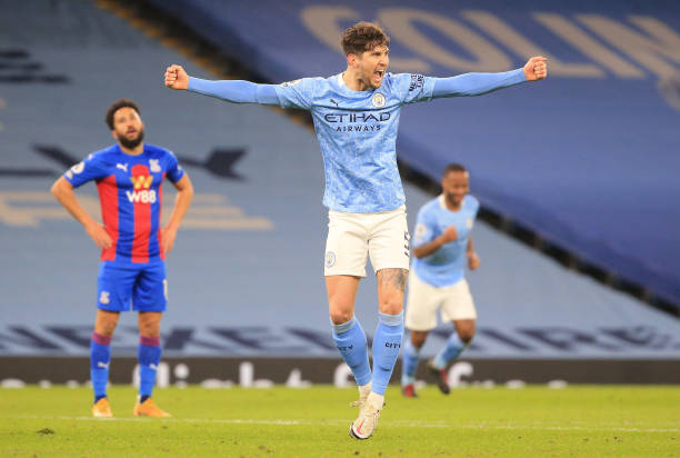 GBR: Manchester City v Crystal Palace - Premier League