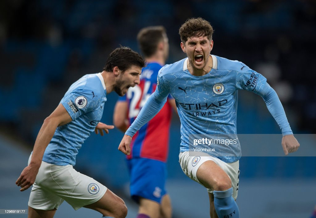 Manchester City v Crystal Palace - Premier League : ニュース写真