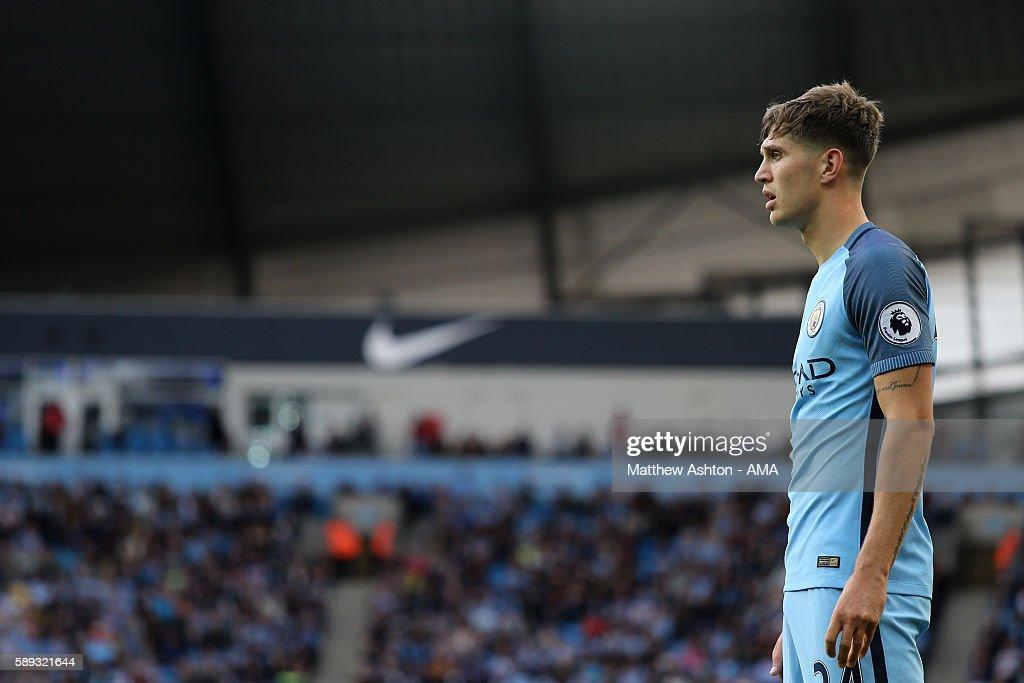 Manchester City v Sunderland - Premier League : Foto jornalística