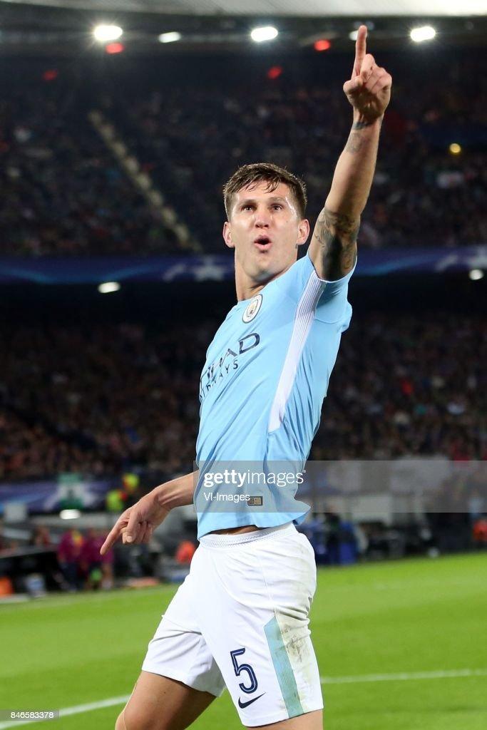 "UEFA Champions League""Feyenoord v Manchester City"" : News Photo"