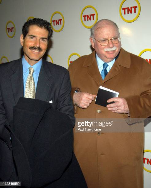 John Stossel and Philanthropist Michael Steinhardt