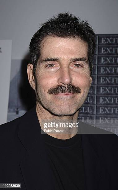 "John Stossel during ""Thank You For Smoking"" New York Premiere - Inside Arrivals - March 12, 2006 at Museum of Modern Art in New York City, NY, United..."