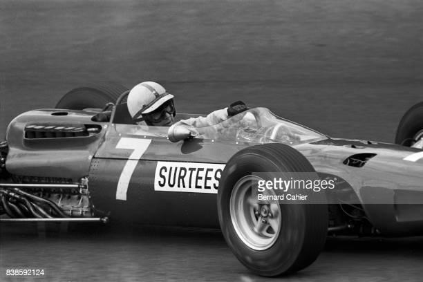John Surtees Ferrari 1512 Grand Prix of Germany Nurburgring 01 August 1965