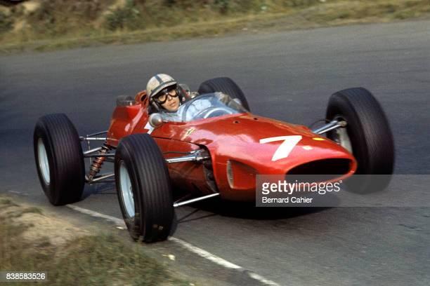 John Surtees Ferrari 158 Grand Prix of Germany Nurburgring 02 August 1964