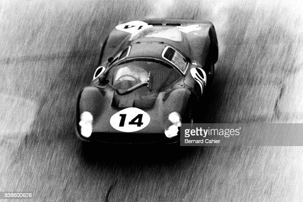 John Surtees Ferrari 330P3 Grand Prix of Monza Monza 25 April 1966