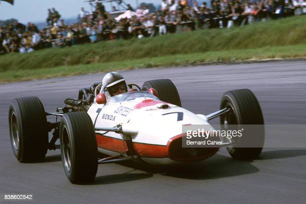 John Surtees Honda RA273 Grand Prix of Great Britain Silverstone 15 July 1967