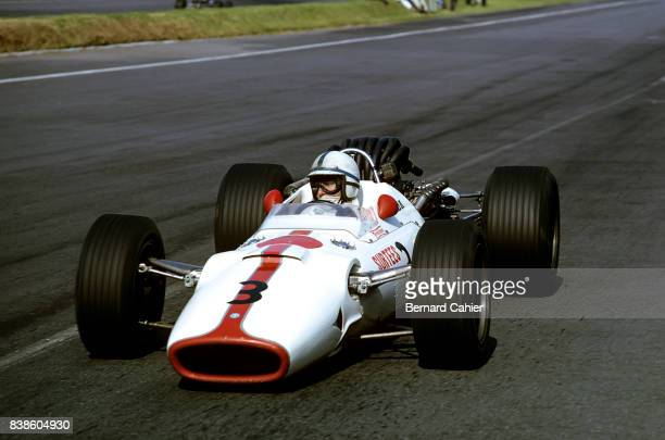 John Surtees Honda RA300 Grand Prix of Mexico Autodromo Hermanos Rodriguez Magdalena Mixhuca 22 October 1967