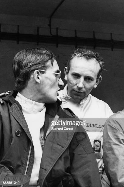 John Surtees Mike Parkes 1000 Km of Monza Monza 25 April 1965
