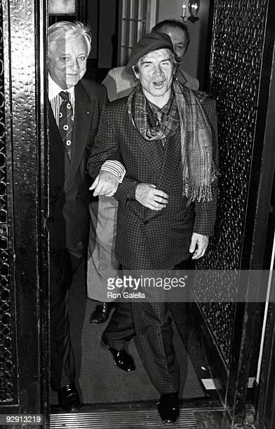 John Taras and Rudolf Nureyev