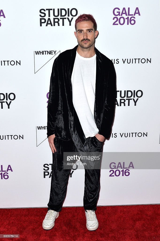 John Targon attends the 2016 Whitney Studio Party at The Whitney Museum of American Art on May 17, 2016 in New York City.