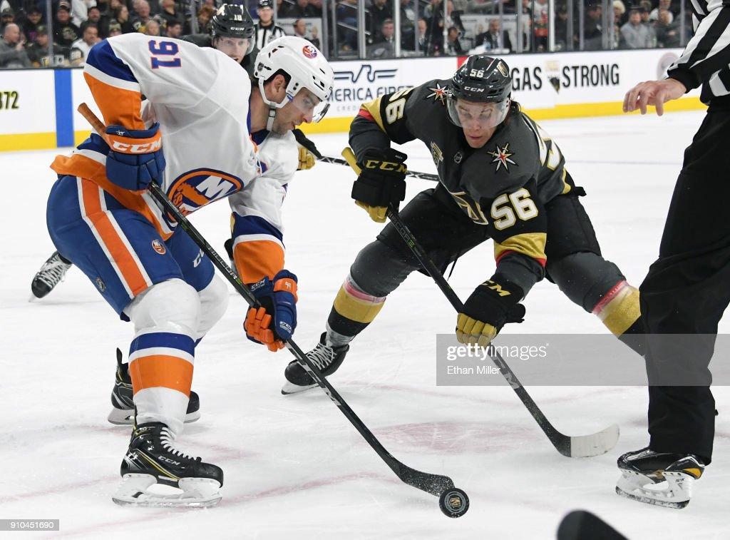 New York Islanders v Vegas Golden Knights : News Photo