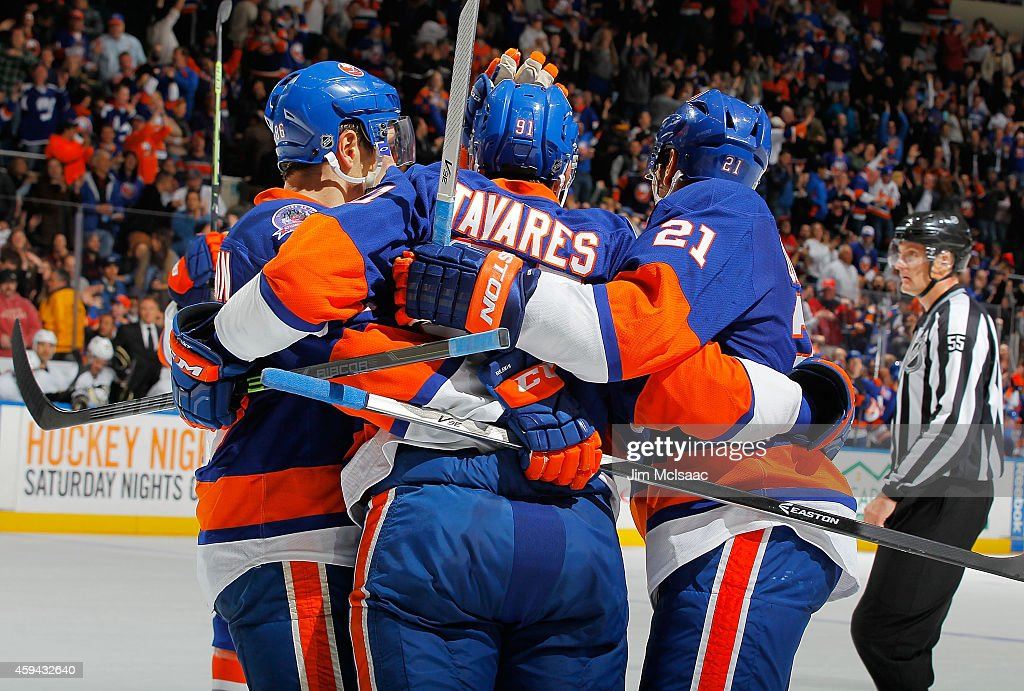 Pittsburgh Penquins v New York Islanders : ニュース写真