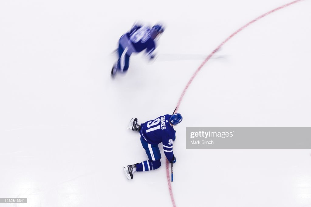 CAN: Florida Panthers v Toronto Maple Leafs