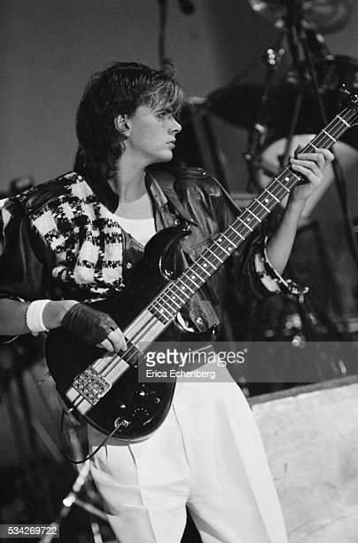 John Taylor Duran Duran Wembley Arena London United Kingdom December 20th 1983