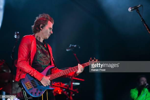 John Taylor of Duran Duran perform at Electric Picnic Festival at Stradbally Hall Estate on September 3 2017 in Laois Ireland