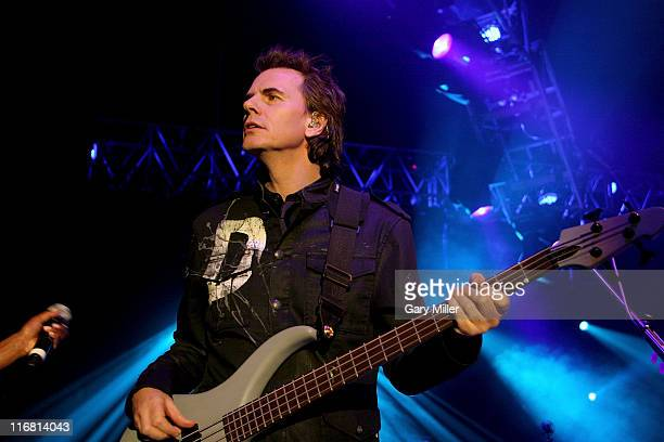 John Taylor of Duran Duran performs at the Austin Music Hall on December 11th 2007 in Austin Texas