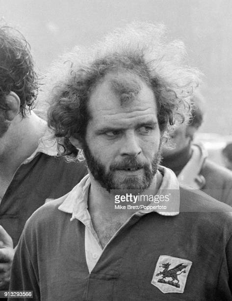 John Taylor of London Welsh during a rugby union match against Rosslyn Park in London on 17th March 1973