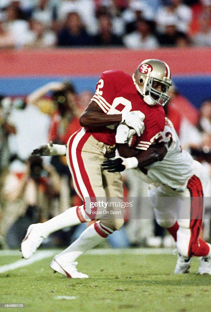 97ba233c851 Super Bowl XXIII - Cincinnati Bengals v San Francico 49ers   News Photo