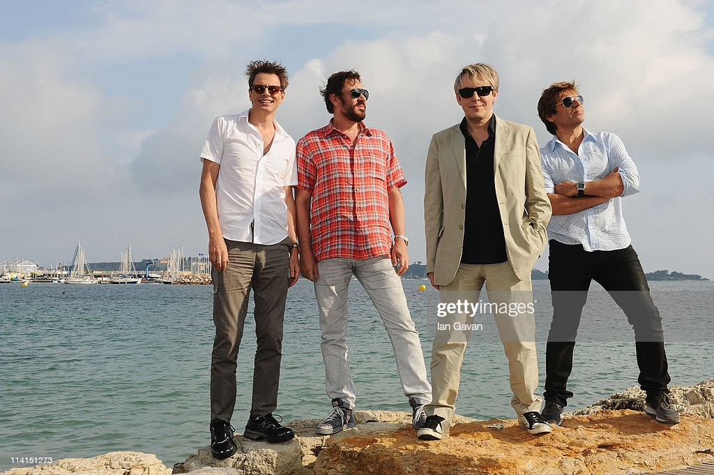 Duran Duran Photocall - 64th Annual Cannes Film Festival