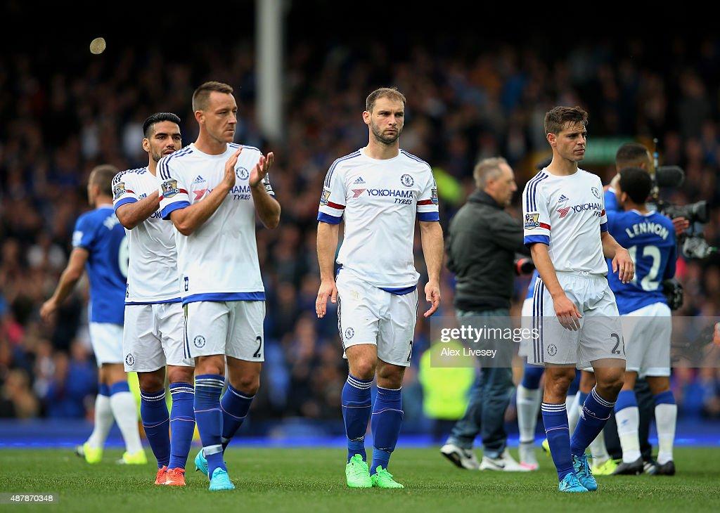 Everton v Chelsea - Premier League : News Photo