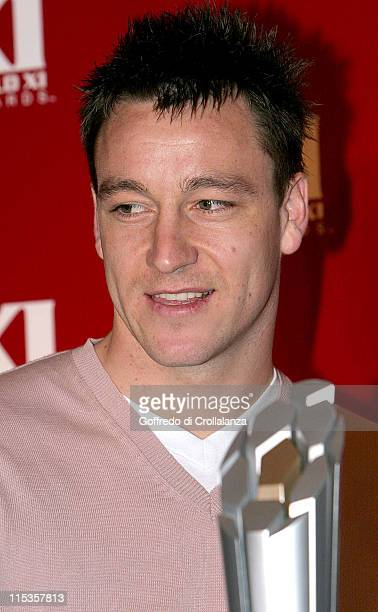 John Terry during Launch Of FIFPro World XI Player Awards at Home House in London Great Britain
