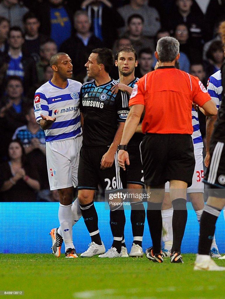 Queens Park Rangers v Chelsea - Barclays Premiership : News Photo