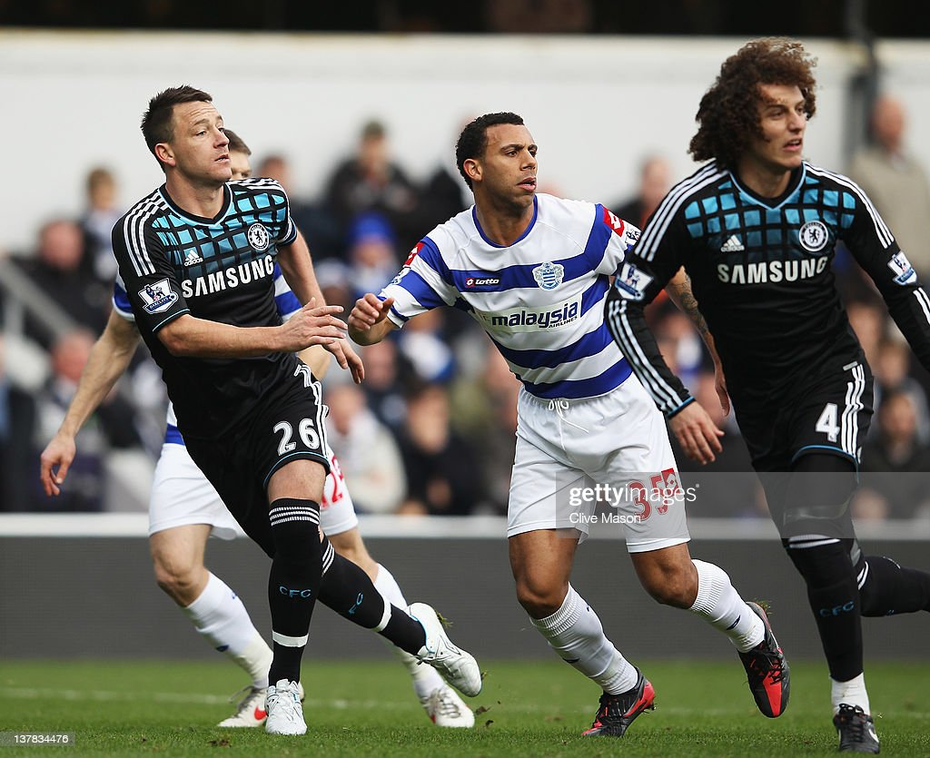 Queens Park Rangers v Chelsea - FA Cup Fourth Round : News Photo