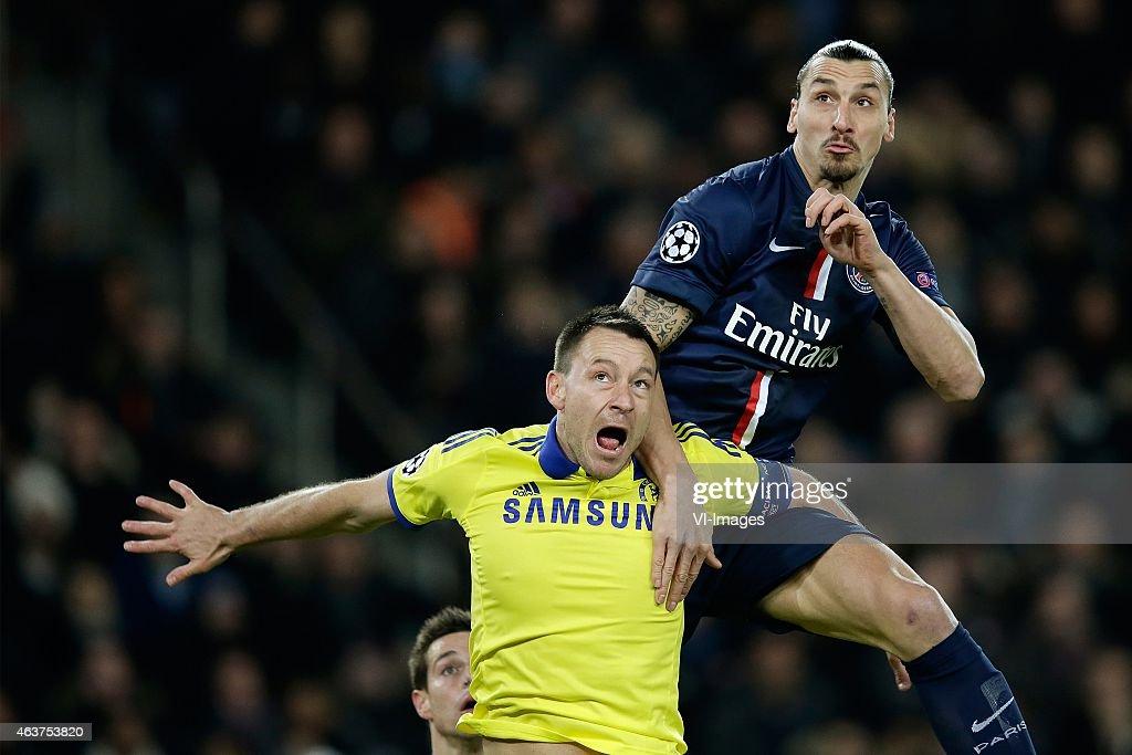 Champions Laegue - 'PSG v Chelsea' : News Photo