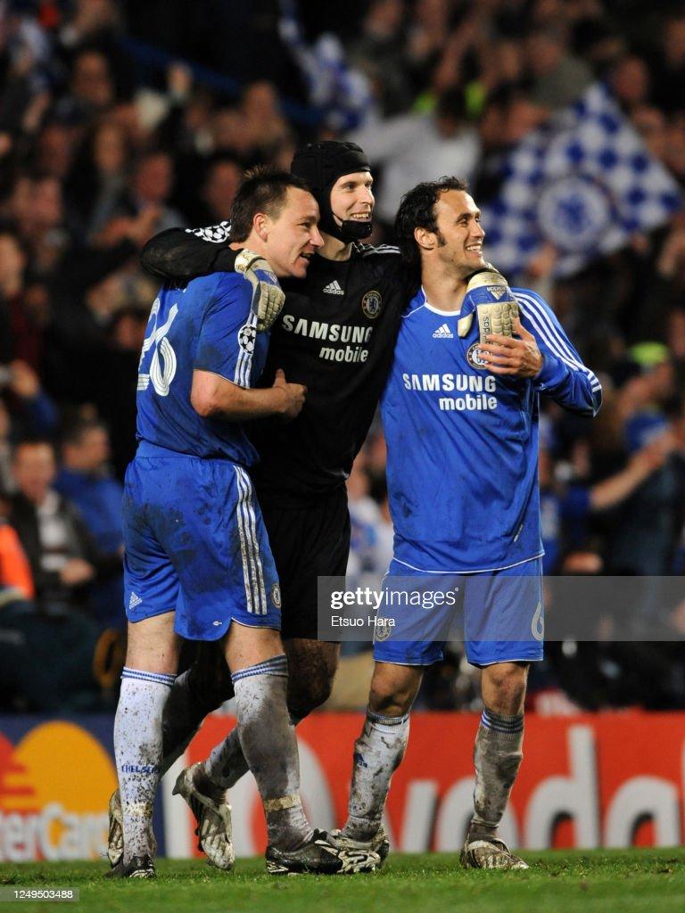 Chelsea v Liverpool - UEFA Champions League Semi Final 2nd Leg : News Photo