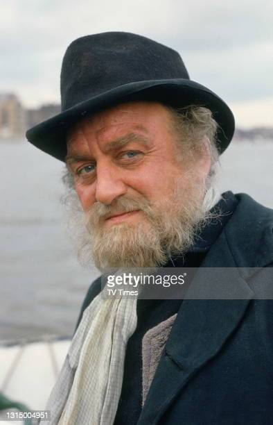 John Thaw as Sherlock Holmes, circa 1987.