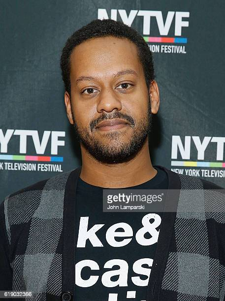 John Thibodeaux attends Development Day Panels during the 12th Annual New York Television Festival at Helen Mills Theater on October 29 2016 in New...