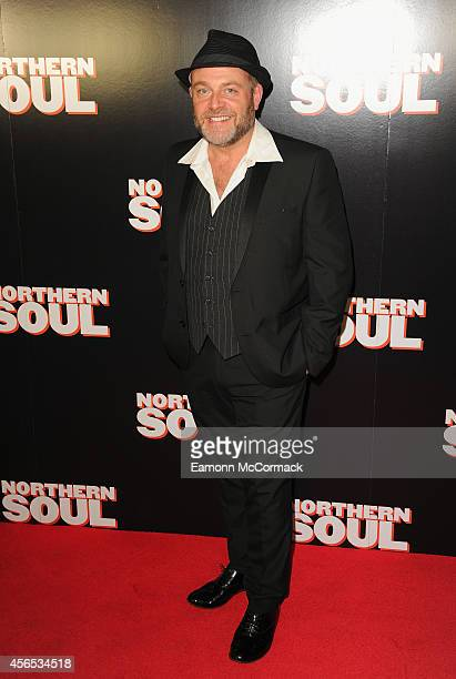 John Thomson attends the UK Gala screening of 'Northern Soul' at Curzon Soho on October 2 2014 in London England