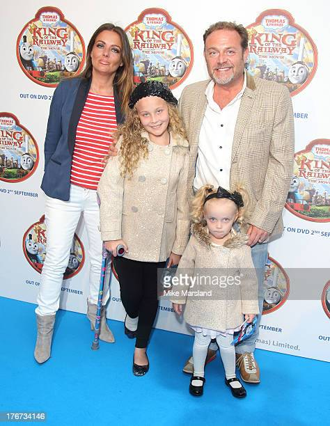 John Thomson attends VIP Screening of Thomas & Friends: King Of The Railway at Vue Leicester Square on August 18, 2013 in London, England.