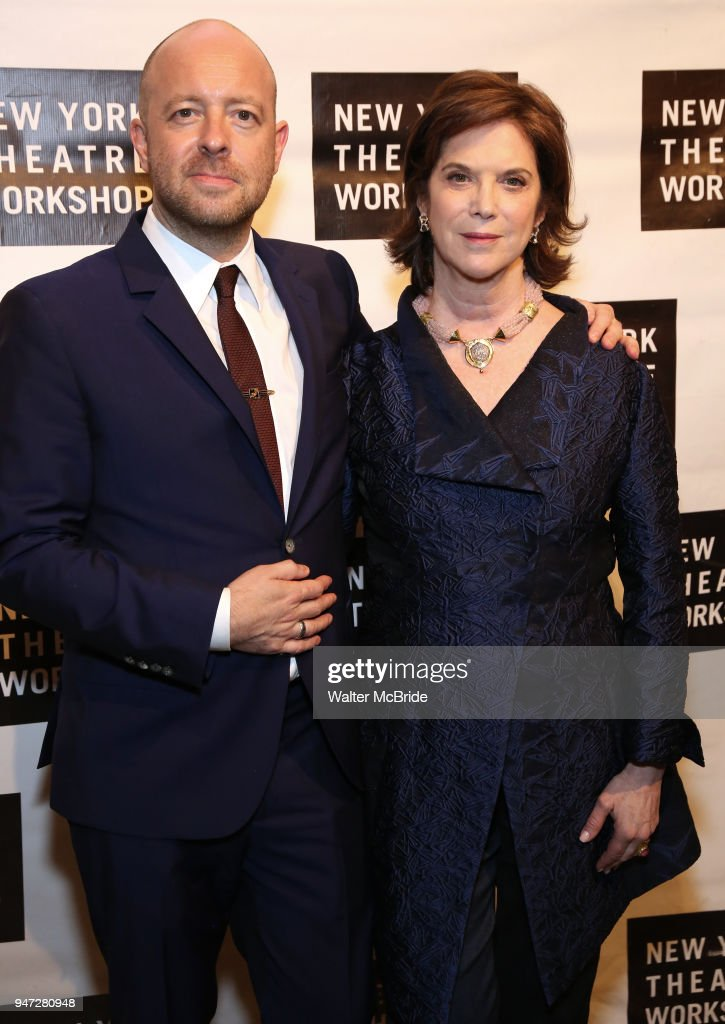 John Tiffany and Barbara Cutler attend the 2018 New York Theatre Workshop Gala at the The Altman Building on April 16, 2018 in New York City.