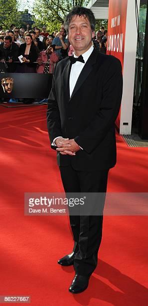 John Torode arrives at the BAFTA Television Awards 2009 at the Royal Festival Hall on April 26 2009 in London England