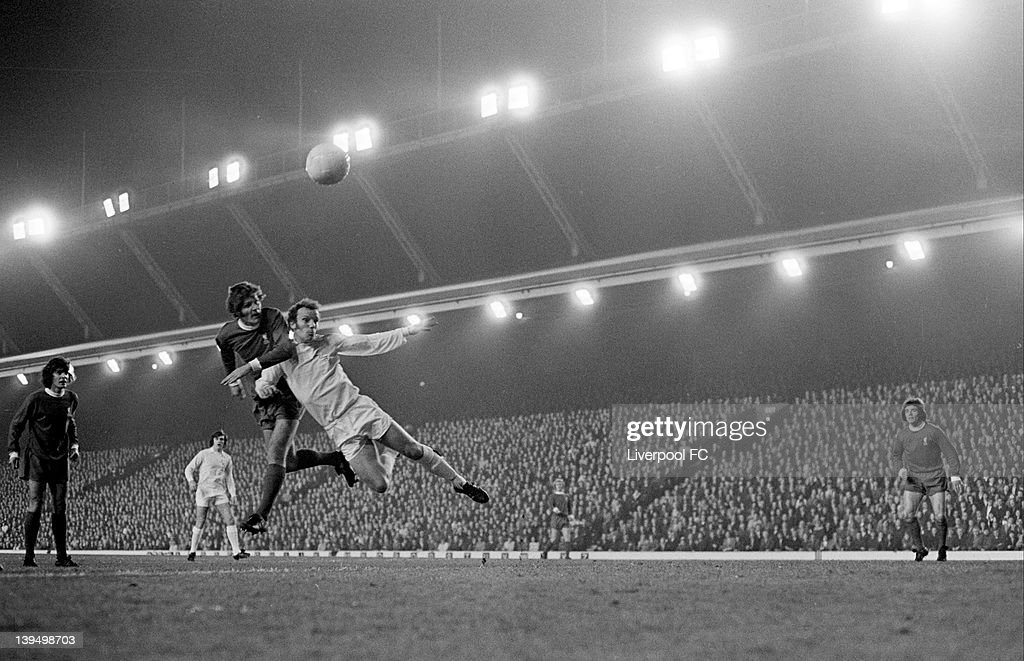 Liverpool v Leeds United - League Cup Fourth Round