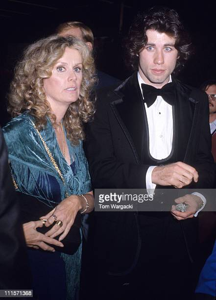 John Travolta and Diana Hyland sighting in LA during John Travolta sighting in LA - December 8th 1976 in Los Angeles, United States.