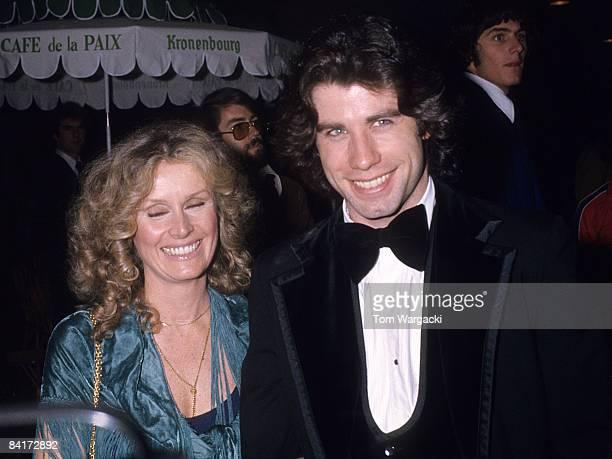 John Travolta and Diana Hyland sighting in LA