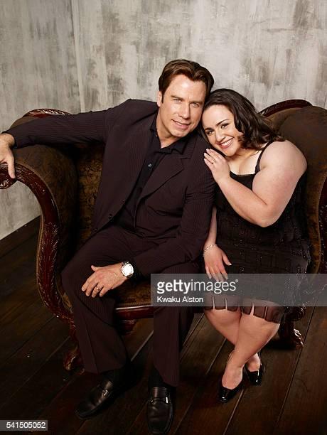 John Travolta and Nikki Blonsky of Hairspray
